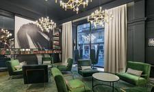 Living Room: Die Lobby ganz in grün