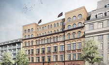 In Planung: Das Hotel mit 126 Zimmern und Suiten wird sich in einem Gebäude aus dem Jahr 1800 befinden.