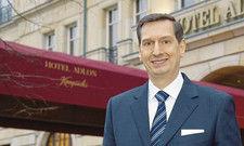 Große Aufgabe: Matthias Al-Amiry ist seit Februar General Manager im Hotel Adlon.
