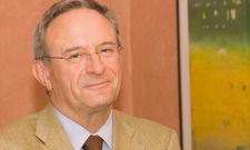 Gestorben: Günther Haug
