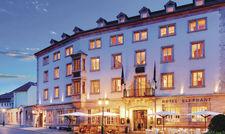 Traditionshaus in Weimar: Das Hotel Elephant soll für eine Millionensumme renoviert werden.