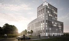 So soll's aussehen: Das geplante Niu in Düsseldorf