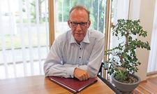"""Ralf Müller: """"Die meisten Gäste reisen wegen des Heilwassers an."""""""