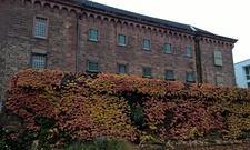 Historisch: Im Gebäude war bis 2009 das Gefängnis der Stadt beheimatet