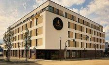 Neues Domizil: Das IBB Hotel Ingelheim