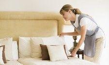 Gästezufriedenheit: Saubere Zimmer fallen positiv auf.