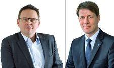 Debattierten: NGG-Vize Guido Zeitler (links) und DEHOGA-Präsident Guido Zöllick