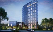 Elegante Erscheinung: Das neue Nordport Plaza