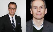 Ben Cary und Gerogios Kordelas (r.) sollen Meiningers Internationalisierung vorantreiben.