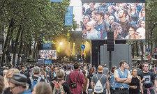 Virtuelle Welt, reale Umsätze: Die Computerspiele-Messe Gamescom brachte Köln deutlich mehr Übernachtungen als im Vorjahr.