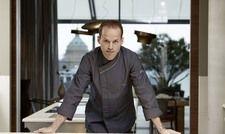 Ist zur Kochgröße geworden: 2-Sterne-Koch Tristan Brandt.