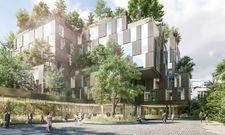 Grüne Lunge in Köln: 50 Mio. Euro verschlingt der Neubau des Hotel Capitol