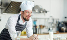 Stolz auf sein eigenes Geschäft: Für solche wie ihn ist der Own Business Day gedacht