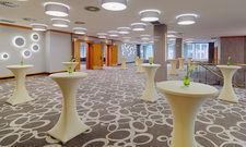 The Westin Leipzig: Der Ballsaal mit neuer LED-Anlage