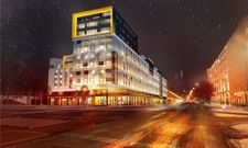 The Student Hotel: Über 800 Zimmer ab 2020