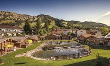 Luxuriöse Gemütlichkeit: 14 neue Chalets im Panoramahotel Oberjoch