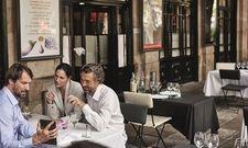 Das Geschäftsmeeting mit den Kunden kurzerhand ins Restaurant verlegen – mit WLAN für Gäste leicht möglich.