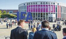 Publikumsmagnet: Die weltweit größte Elektronikmesse für Fachleute und Endverbraucher zieht viele Besucher an.