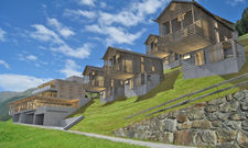 Bergwiesenglück: Sechs Chalets mit maximalem Komfort