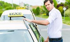 Flexible Arbeitszeiten: Taxifahren ist ein beliebter Nebenjob.