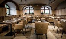 In der Neuen Pfistermühle fiden 95 Gäste Platz.