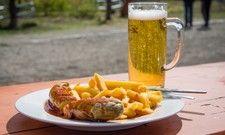 Bayerische Küche: Erstmals wurde auch die Bierkultur ausgezeichnet.