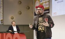 """Selim Varol von der Burgerkette What's Beef: """"Das digitale Marketing über Facebook und Instagram rechnet sich. Authentizität und Credibility sind wichtige Stichworte."""""""