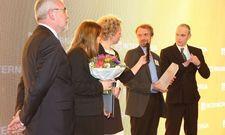 Die feierliche Verleihung des Zukunftspreises findet während der Eröffnung der Internorga statt.