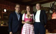 Die Sieger (von links). Tobias Seegers, Christine Rieke Deckena und Lioba Huss