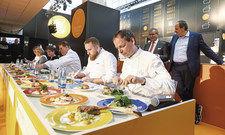 Kritisch, aber fair: Die Jury beim Next Chef Award