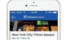 IHG hat den Umsatz mit der App vervierfacht