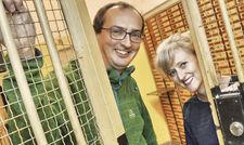 Machen es wieder spannend: Jürgen Hoffmann und Sam Fadinger von Sam & James.