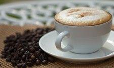 Großer Markt: Ein Cappuccino zwischendurch geht fast immer