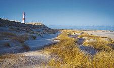 Auch bei rauem Wetter attraktiv: Die deutschen Küsten und Inseln haben am meisten vom Reformations-Wochenende profitiert.