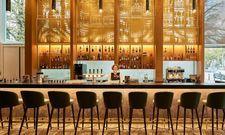 Treffpunkt für bis zu 60 Gäste: Die Bar des Dorint Kongresshotels Mannheim