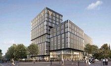 So soll's aussehen: Ein Rendering des künftigen Courtyard in Freiburg