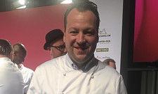 Stolz: Jan Hartwig reiht sich ein in die Riege der 3-Sterne-Köche in Deutschland