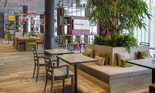 Gehobene Mittelklasse: Das neue Intercityhotel in Flensburg wurde von Architekt Matteo Thun gestaltet.