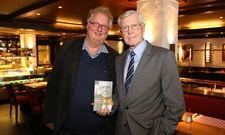 Bibliograf mit Hauptdarsteller: Autor Jens Meyer-Odewald und Eugen Block