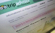 Warnende Benachrichtigung: Diese bekommen Besucher der Tripadvisor-Profile einiger Iberostar-Hotels eingeblendet.