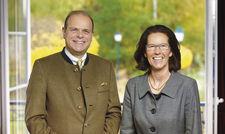 Wollen den Tourismus befeuern: Clemens Ritter von Kempski und Susanne Kiefer von der Ritter von Kempski Privathotels GmbH.