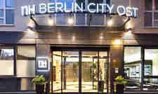 Eines der deutschen NH-Häuser: Das NH Berlin City Ost