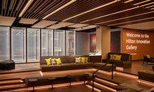 Hilton Innovation Gallery: Showroom für Hotel-Innovationen