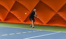 Kempinski Hotel Frankfurt: Tennis auf Weltniveau