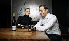Preisgekröntes Wein-Paar: Carolin Spanier-Gillot und Hans Oliver Spanier