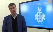 Heimatminister Markus Söder: Bayern zeicnnet Traditionsgastronomen aus