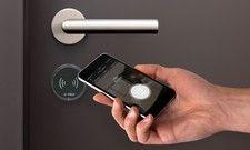 Türöffnen per Smartphone: Das wird auch in den Niu Hotels möglich sein