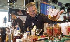 Gut gemixt: Auf der Stage of Taste werden auch die neuesten Trends im Getränkesektor gezeigt.