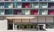 Wird komplett umgebaut: Das Side-Hotel Hamburg.
