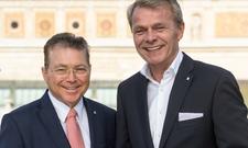 Aufsichtsrat und Vorstandschef: André Witschi (links) und Thomas Edelkamp machen sich zukünftig gemeinsam für die Marke Romantik stark.